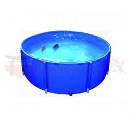 Zbiornik składany Ø 200cm, wys. 100 cm