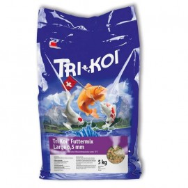 Tri Koi Futter Mix 6,5mm unter 15°C - 5kg