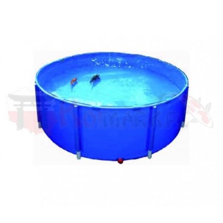 Zbiornik składany Ø 150cm, wys. 100 cm