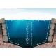 Odpływ denny PVC-110mm (bez dyfuzora)