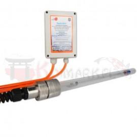 Lampa UVC.PP-Touch-AMALGAM-105Watt